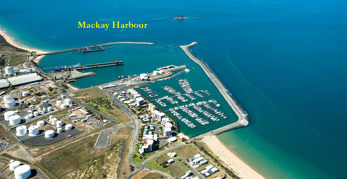 Mackay Harbour